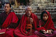 Bodhgaya, India, 2002