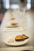 Feast PDX Handmade Crackers and Chevre Workshop with chefs Ivy Manning and Liz Alvis