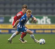 Wigan Athletic v Walsall 031015