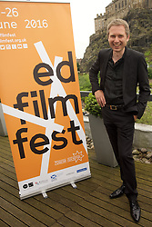 2016 Edinburgh International Film Festival, Alex Kapranos (Musician) during the WORLD PREMIERE (DOCUMENTARY) LOST IN FRANCE, The Apex Hotel Grassmarket, Edinburgh16th June 2016, (c) Brian Anderson | Edinburgh Elite media