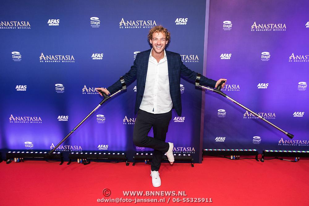 NLD/Scheveningen/20190922- Premiere Musical Anastasia, Jamie Trenite