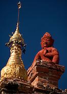 Myanmar Buddhas