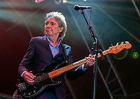 From the Jam performing live on stage during Solihull Summerfest Tudor Grange Park Solihull  West Midlands 2021