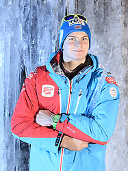 02.12.2015, Lillehammer, NOR, OESV, Nordische Kombinierer, Fotoshooting, im Bild Harald Lemmerer (AUT) // Harald Lemmerer of Austria during the Photoshooting of the Ski Austria Nordic Combined Team in Lillehammer on 2015/12/02 . EXPA Pictures © 2015, PhotoCredit: EXPA/ JFK