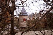 Slot(castle) Baarland <br /> <br /> In the middle of in the village, behind the church lies the former castle baarland. Only the entrence and a entrence house is preserved<br /> <br /> Slot Baarland <br /> <br /> Midden in het dorp, achter de kerk, ligt het voormalige Slot Baarland, waarvan alleen de slotgracht, ommuring en het koetshuis bewaard zijn gebleven. Het koetshuis is momenteel bewoond.