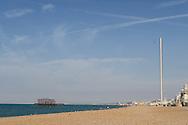British Airways i360 tower Brighton West Sussex England