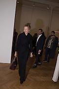 JULIA PEYTON-JONES, Pace London presents The Calder Prize 2005-2015, Burlington Gardens, London.  Thursday 11 February 2016,