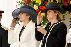 File photo dated 12/07/17 of Prime Minister Theresa May (left) and Home Secretary Amber Rudd, as the Prime Minister has accepted the resignation of the Home Secretary, Downing Street has said.