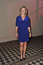 SOPHIE RAWORTH at a fashion show by Catherine Walker & Co in support of The Haven held at One Mayfair, North Audley Street, London on 18th May 2011.