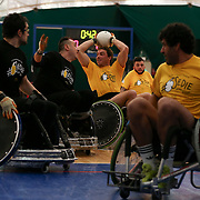 20180203 Wheelchair rugby : 6 Ruote