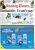 February 21, 2021 (AFRICA): Front-page: Today's Newspapers In Africa