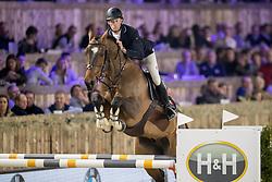 Bruynseels Niels, BEL, Delux van T&L<br /> Jumping Mechelen 2018<br /> © Hippo Foto - Sharon Vandeput<br /> 27/12/18