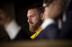 September 18, 2018 - Madrid, Spain - Daniele De Rossi of Roma during press conference the day before Champions League match between Real Madrid and Roma at Santiago Bernabeu Stadium in Madrid, Spain. September 18, 2018. (Credit Image: © Coolmedia/NurPhoto/ZUMA Press)