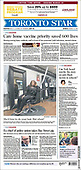 March 08, 2021 (CANADA): Front-page: Today's Newspapers In Canada