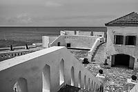 Cape Coast Castle Architecture