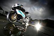 Airwaves Ducati, Leon Haslams Bike