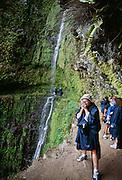 Kapaloa Falls, Kohala Ditch Trail, Kohala waterfall, Island of Hawaii