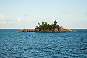 St. Pierre Island is a raised reef island west of Providence Atoll and part of Farquhar Group, which belongs to the Outer Islands of the Seychelles