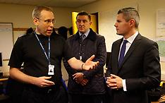 Finance Secretary visits Howdenhall Police Station | Edinburgh | 2 February 2017