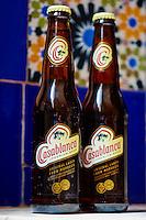 Maroc, Casablanca, biere Casablanca // Morocco, Casablanca, Casablanca beer