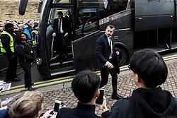 Fulham manager Slavisa Jokanovic arrives - Mandatory by-line: Jason Brown/JMP - 19/02/2017 - FOOTBALL - Craven Cottage - Fulham, England - Fulham v Tottenham Hotspur - Emirates FA Cup fifth round