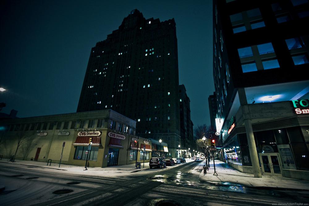 Philadelphia Pa, 2011 Snowstorm