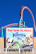 Knott's Berry Farm Theme Park