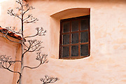 Window, Mission San Antonio de Padua (3rd California Mission - 1771), California
