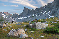 Pronghorn Peak Wind River Range Wyoming