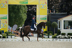 jVan Silfhout Diederik, (NED), Bonzanjo <br /> Grand Prix Special<br /> CDIO Hagen 2015<br /> © Hippo Foto - Stefan Lafrentz<br /> 11/07/15