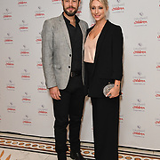 Ali Bastian attends the Children's charity hosts fashion and beauty lunch event, with live entertainment at The Dorchester, London, UK. 12 October 2018.