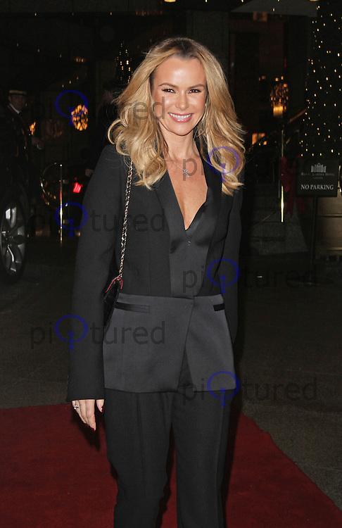 Amanda Holden, The Odd Ball, Royal Garden Hotel, London UK, 28 November 2014, Photo By Brett D. Cove