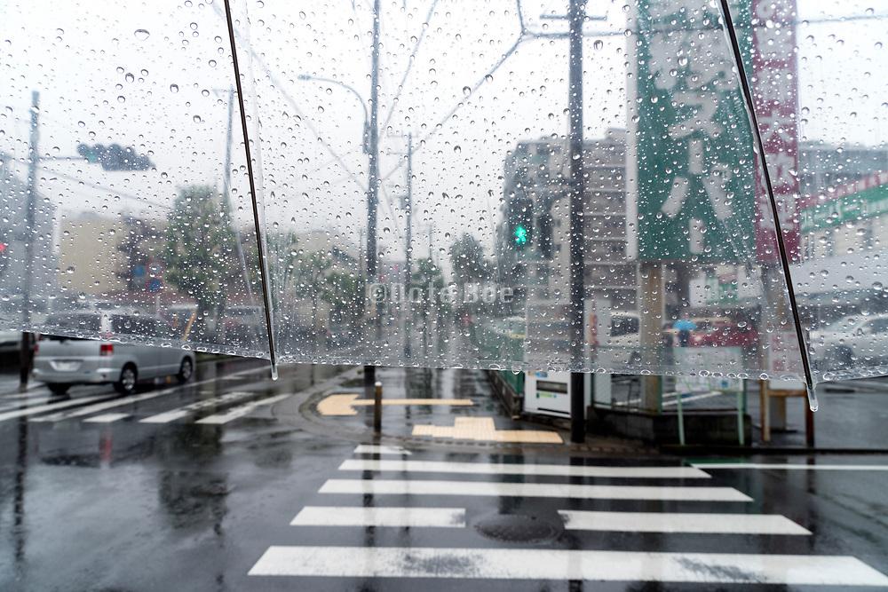 rain day Yokosuka Japan