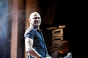 Danko Jones performing  at the  Arena  Club in Madrid