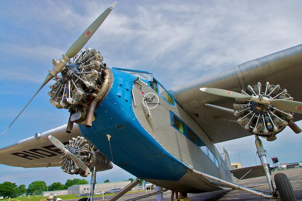 Ford 1929 Tri-Motor Airplane