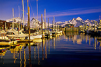 Harbor, Valdez, Alaska USA
