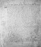 The Edict of Nantes, issued on April 13, 1598, by Henry IV of France, granted the Calvinist Protestants of France (also known as Huguenots) substantial rights in a nation still considered essentially Catholic.