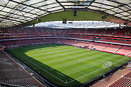 Emirates Stadium during the The FA Cup Quarter Final match between Arsenal and Watford at the Emirates Stadium, London, England on 13 March 2016. Photo by Matthew Redman.