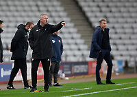 Football - 2020 / 2021 Sky Bet League One - Sunderland vs Ipswich Town - Stadium of Light<br /> <br /> Ipswich Town manager Paul Lambert<br /> <br /> <br /> COLORSPORT/BRUCE WHITE