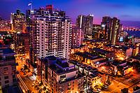 Downtown San Diego (Blue Hour)