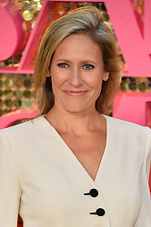 © Licensed to London News Pictures. 29/06/2016. SOPHIE RAWORTH attends the ABSOLUTELY FABULOUS world film premiere. London, UK. Photo credit: Ray Tang/LNP