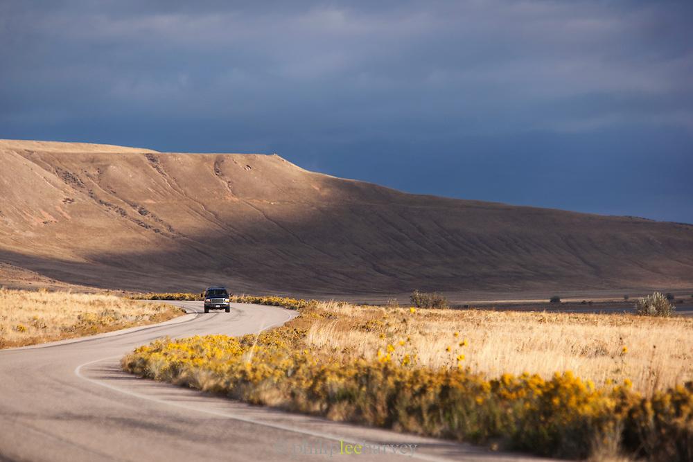 Antelope Island State Park, Great Salt Lake, Utah, United States of America