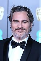 Joaquin Phoenix, EE British Academy Film Awards, Royal Albert Hall, London, UK, 02 February 2020, Photo by Richard Goldschmidt