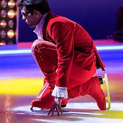NLD/Hilversum/20130126 - 5e Liveshow Sterren Dansen op het IJs 2013, Paul Turner