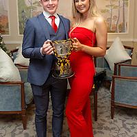 Ballyea's Mossy Gavin and Grainne Glynn from Kilmaley