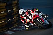 October 16-20, 2016: Macau Grand Prix. 67 Glenn IRWIN, Be Wiser Ducati Race Team