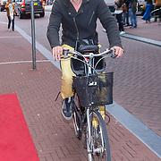 NLD/Amsterdam/20130613 - Inloop feestje Ferry Doedens, Koert Jan de Bruin