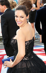 Kelly Brook  arriving at the British Academy Television Awards in London, Sunday , 27th May 2012.  Photo by: Stephen Lock / i-Images