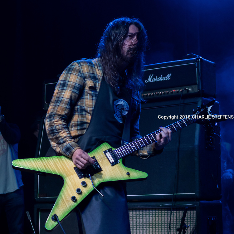 Dimebash on January 24, 2019 at The Observatory in Santa Ana, California (Photo: Charlie Steffens/Gnarlyfotos)