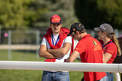 de Liedekerke-Meier Lara, Meier Kai Steffen, ..<br /> FEI EventingEuropean Championship <br /> Avenches 2021<br /> © Hippo Foto - Dirk Caremans<br />  23/09/2021